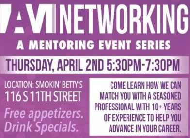 <b>IAM Networking: Mentoring Event Series</b>