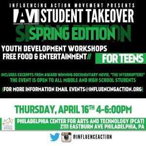 Spring 2015. Student Takeover