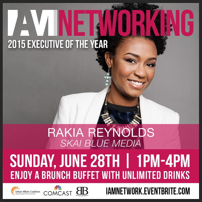 <b>Rakia Reynolds named IAM Executive of the Year</b>