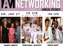 <b>Annual Networking Brunch – Sunday, June 5th at The View</b>