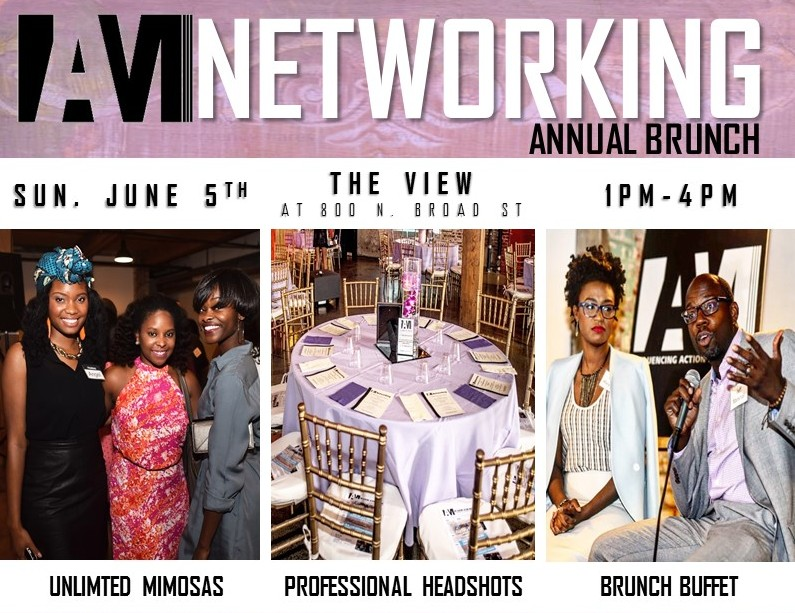 <b>Annual Networking Brunch - Sunday, June 5th at The View</b>