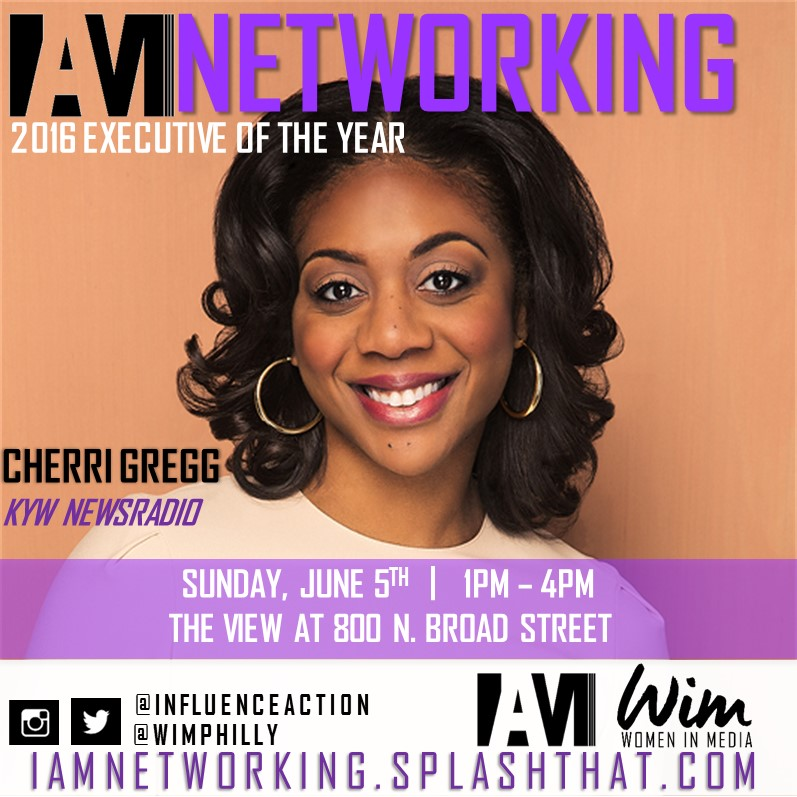 <b>Cherri Gregg, Esq. Named 2016 IAM Executive of the Year</b>