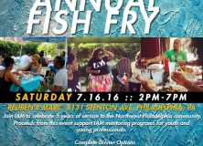<b>IAM 5th Annual Fish Fry Fundraiser on Saturday, July 14th</b>