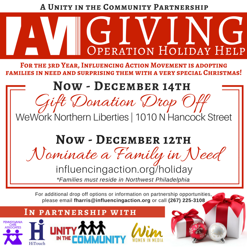 Operation Holiday Help 2017