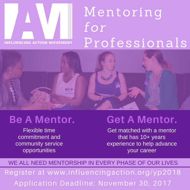 Deadline Extended: IAM Mentoring for Professionals 2018