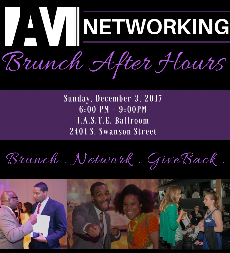 IAM Networking: Brunch After Hours